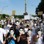 NSA protest