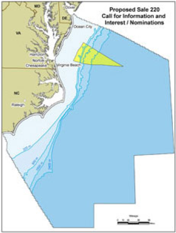 The yellow area is Lease 220