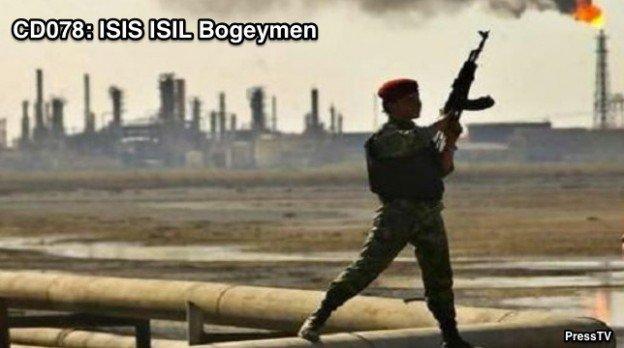 ISIS ISIL Bogeymen